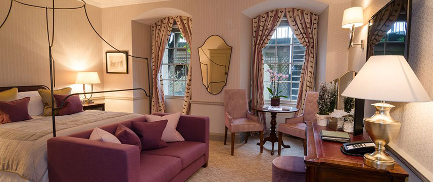 Royal Crescent Hotel - Room Double