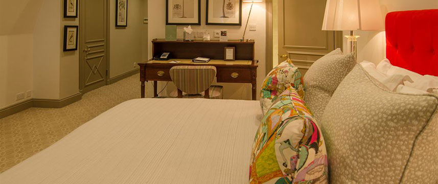 Royal Crescent Hotel - Room Double Bed