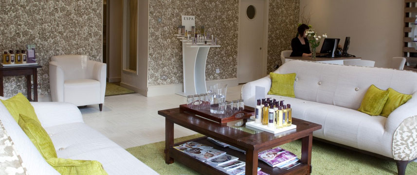 Royal Crescent Hotel - Spa Lounge
