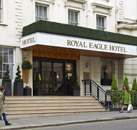 Royal Eagle Hotel