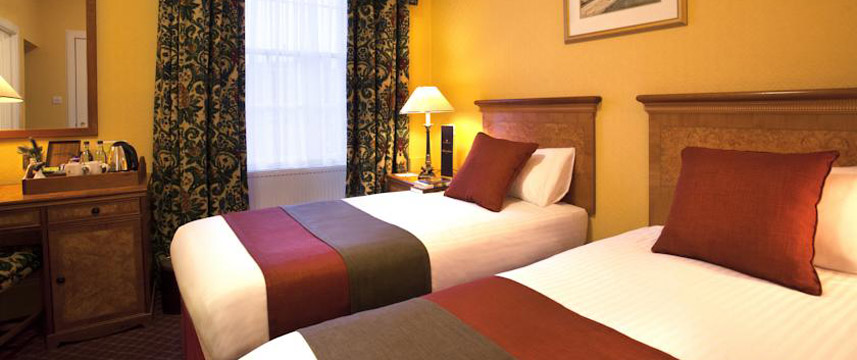 Royal Highland Hotel - Classic Twin Room