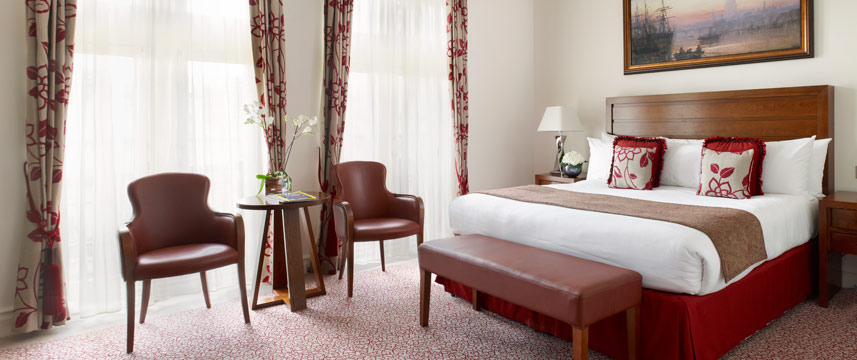 Royal Horseguards - Executive Double Bedroom