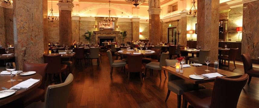 Russell Hotel Tempus Restaurant