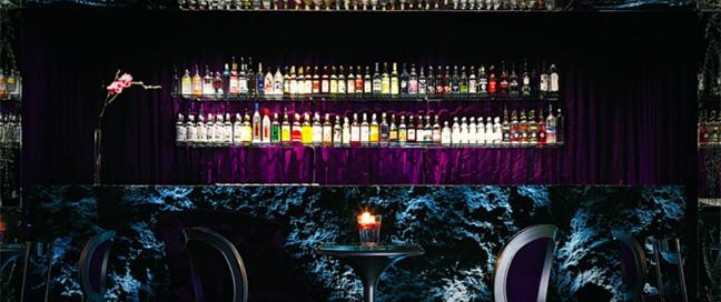 Sanderson - Bar