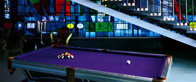 Sanderson - Billiard Room