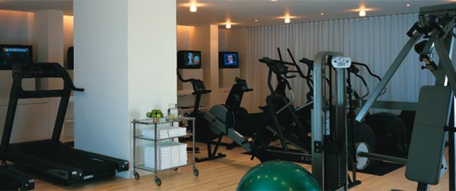 Sanderson - Gym