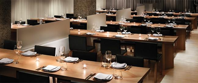 Sanderson - Restaurant
