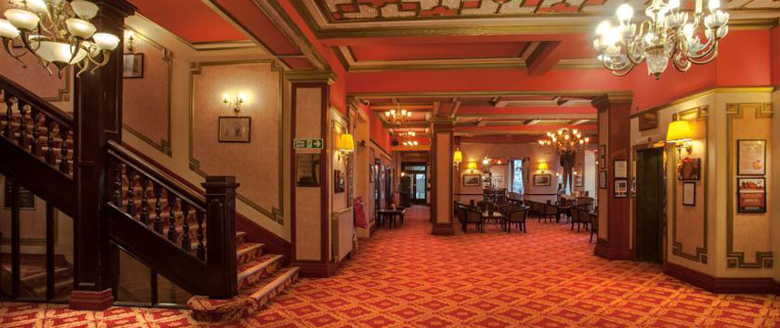 Blackpool Hotels With Gym