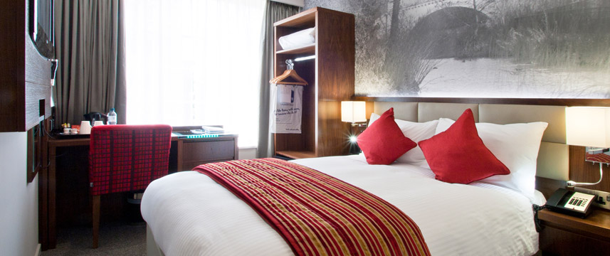 Seraphine Kensington Olympia Executive Double Room