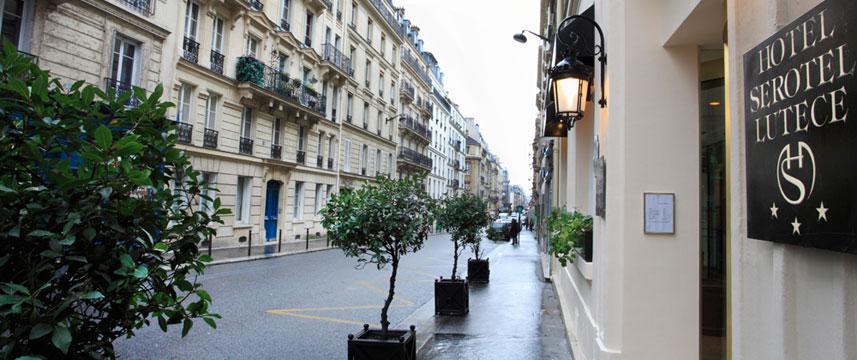 Serotel lutece hotel paris 19 off hotel direct - 610 exterior street bronx ny 10451 ...