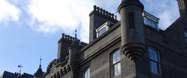 St Magnus Court Hotel Aberdeen