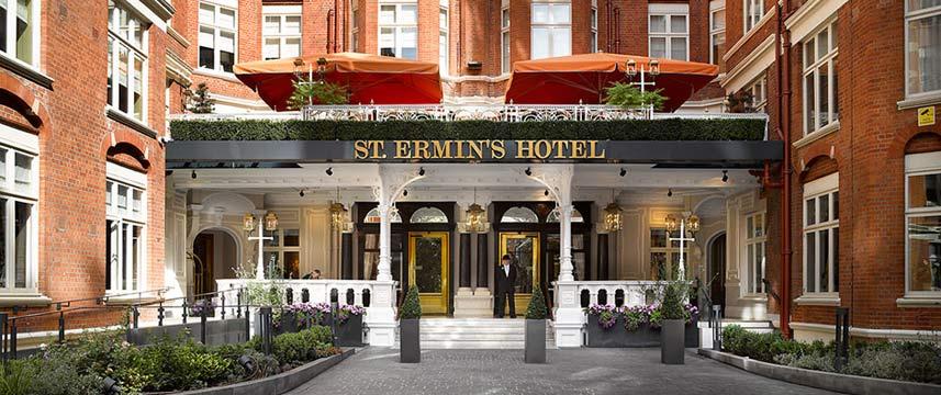St Ermins Hotel London Booking Com