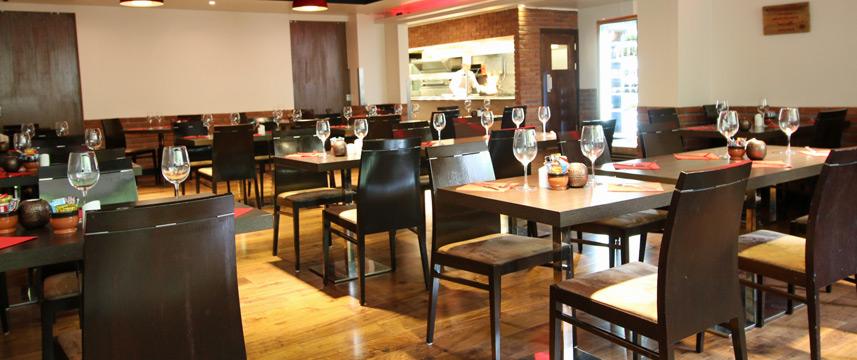 St Giles London - St Giles Classic Hotel Restaurant