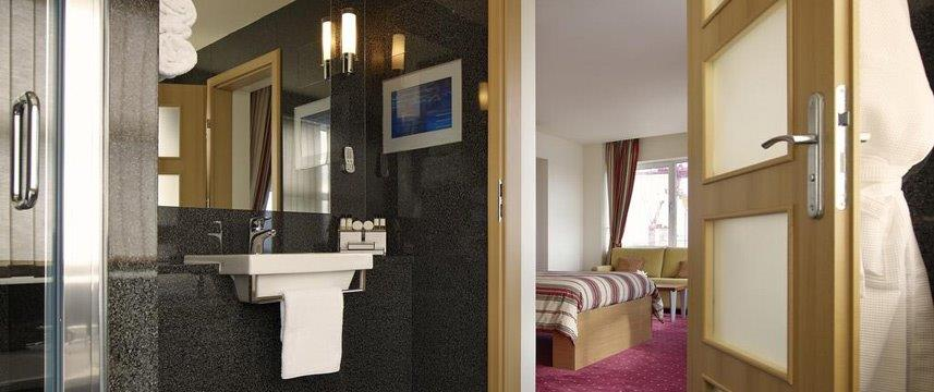 St Giles London - Ensuite