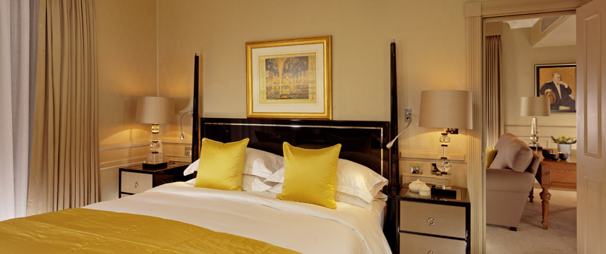 St James Hotel and Club Deluxe Suite