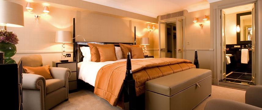 St James Hotel and Club Executive Room