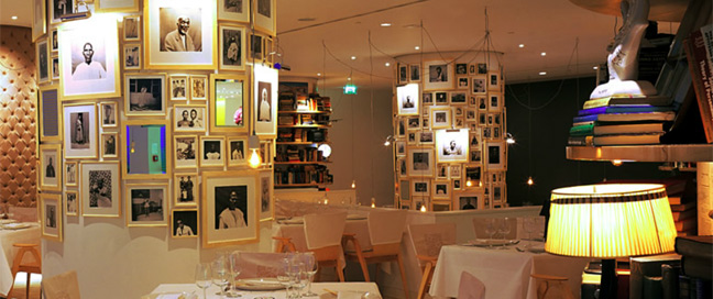 St Martins Lane - Restaurant