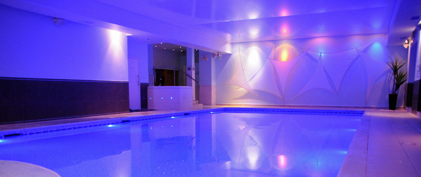 St Michaels Hotel Falmouth Swimming Pool