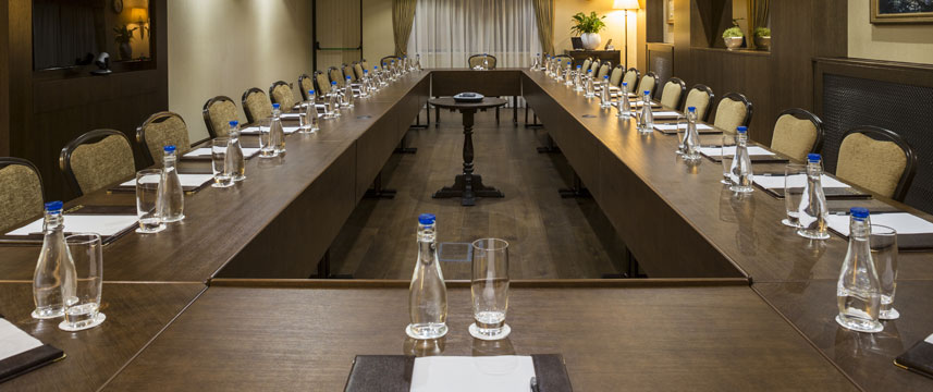 St Pauls Hotel Meeting Room