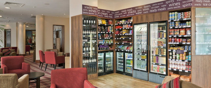 Staybridge Suites London Stratford - City The Pantry