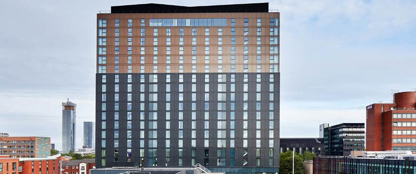 Staybridge Suites Manchester Exterior