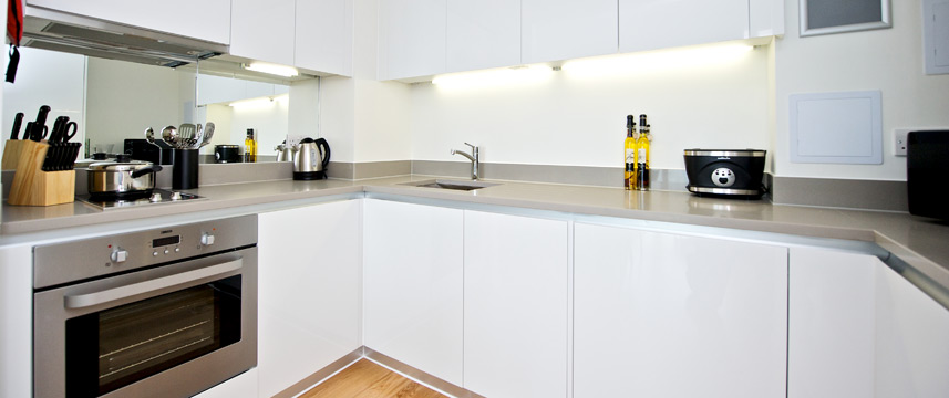 Staycity Serviced Apartments London Heathrow - Kitchen