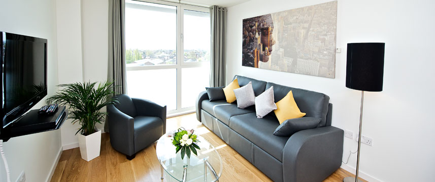 Staycity Serviced Apartments London Heathrow - Lounge