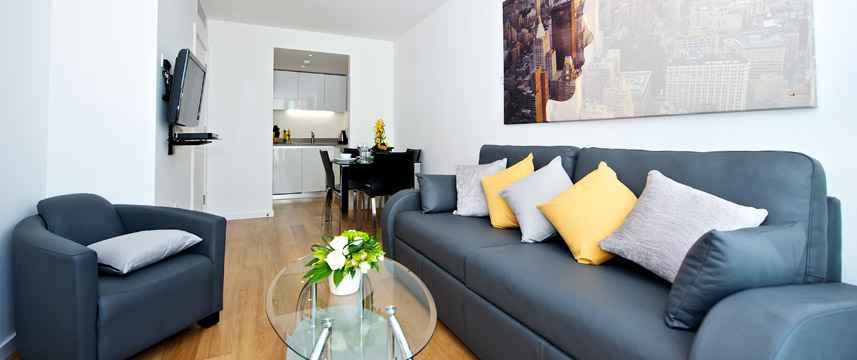 Staycity Serviced Apartments London Heathrow - Seating