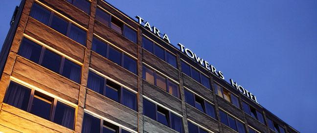 Tara Towers Hotel - Exterior
