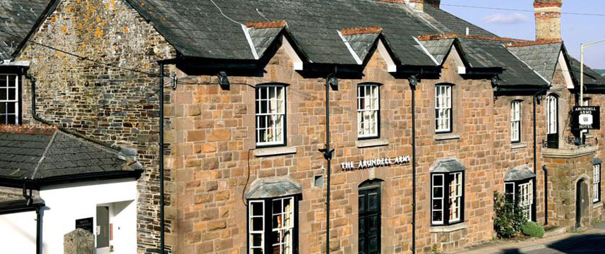 The Arundell Arms - Exterior
