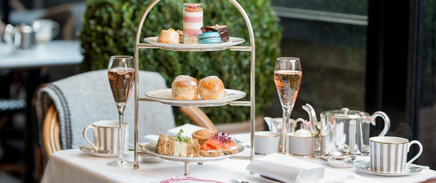 The Bloomsbury Hotel - Afternoon Terrace Tea