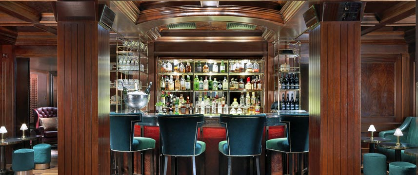 The Bloomsbury Hotel - Club Bar