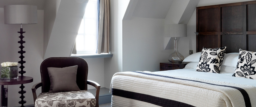 The Bloomsbury Hotel - Deluxe Room