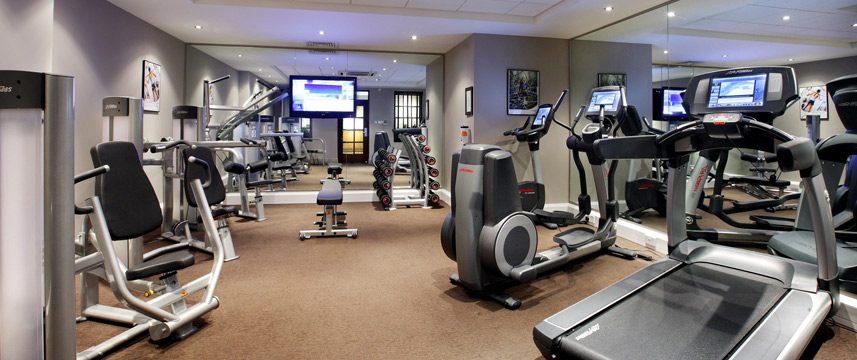 The Bloomsbury Hotel - Gym