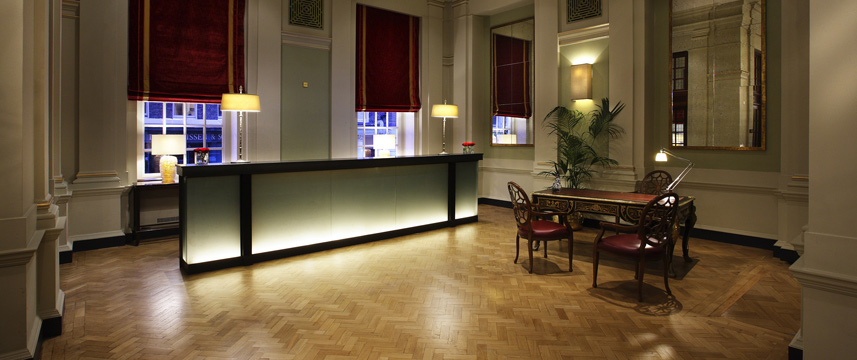 The Bloomsbury Hotel - Reception
