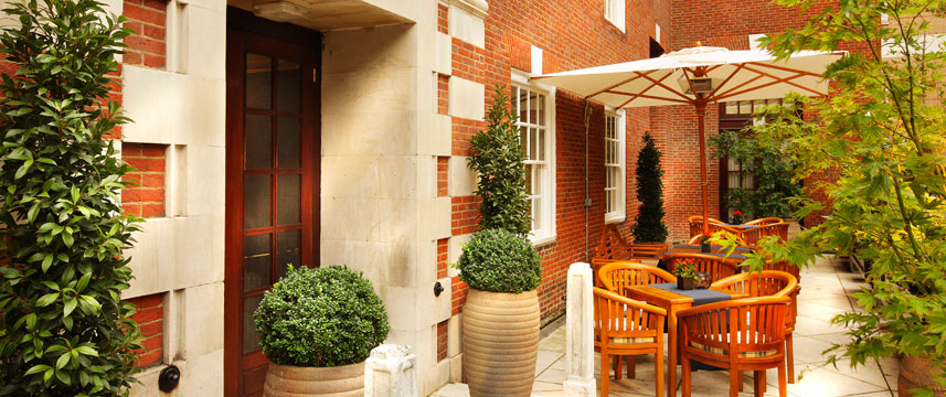 The bloomsbury hotel london 53 off hotel direct for Bloomsbury hotel terrace