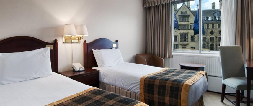 The Bradford Hotel - Classic Twin Room