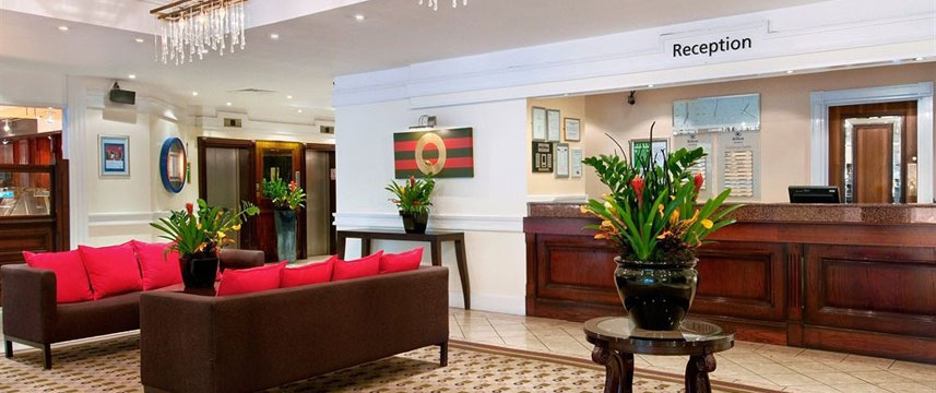 The Bradford Hotel - Reception