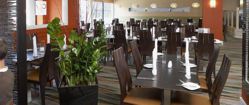 The Bradford Hotel - Restaurant Seating