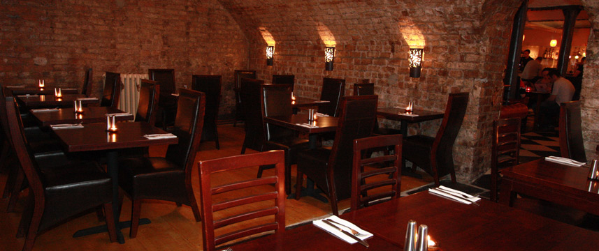 The Castle Hotel - Restaurant