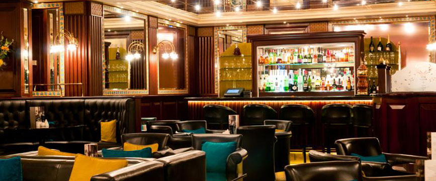 The Chester Grosvenor And Spa - Bar Area