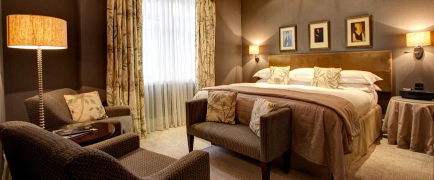 The Chester Grosvenor And Spa - Double Bed Room