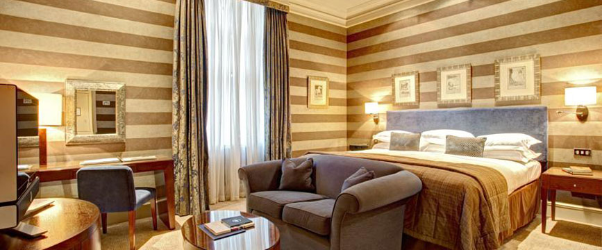 The Chester Grosvenor And Spa - Double Room Bed