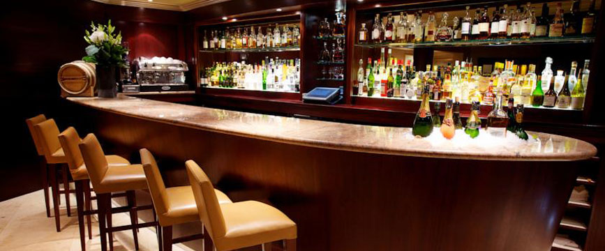 The Chester Grosvenor And Spa - Hotel Bar