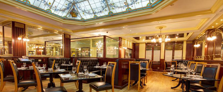 The Chester Grosvenor And Spa - Hotel Restaurant