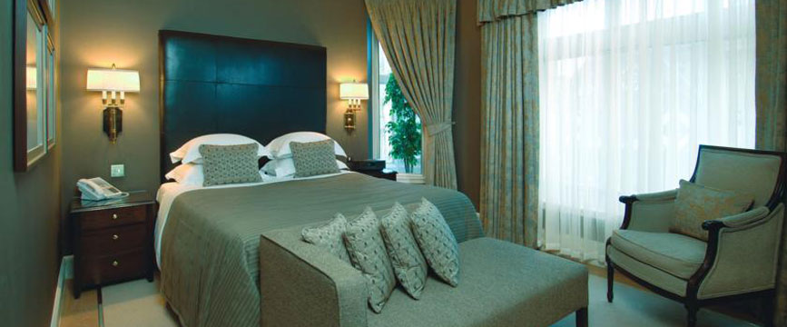 The Chester Grosvenor And Spa - Room Double Bed