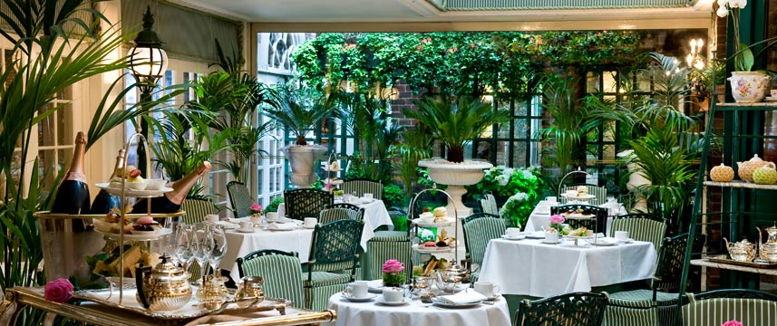 The Chesterfield Mayfair - Conservatory Afternoon Tea
