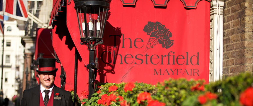 The Chesterfield Mayfair - Entrance