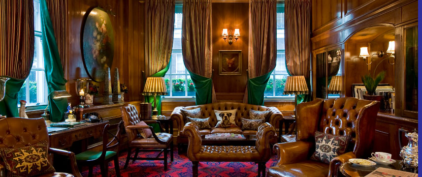 The Chesterfield Mayfair - Library lounge