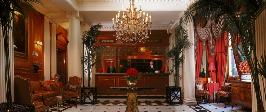 The Chesterfield Mayfair - Reception
